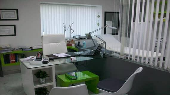 cabinet dermatologue moderne tunisie